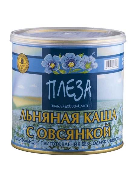 Каша льняная с овсянкой (400г)