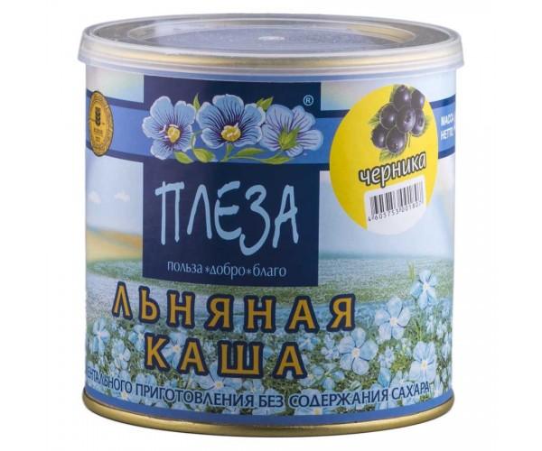 Каша льняная со вкусом Черники (400г)