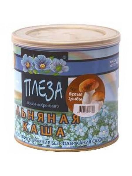 Льняная каша со вкусом белых Грибов (400г)