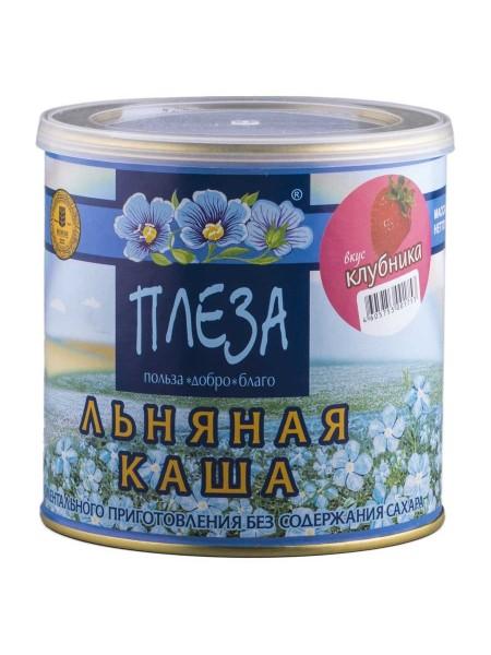 Каша льняная со вкусом Клубники (400г)